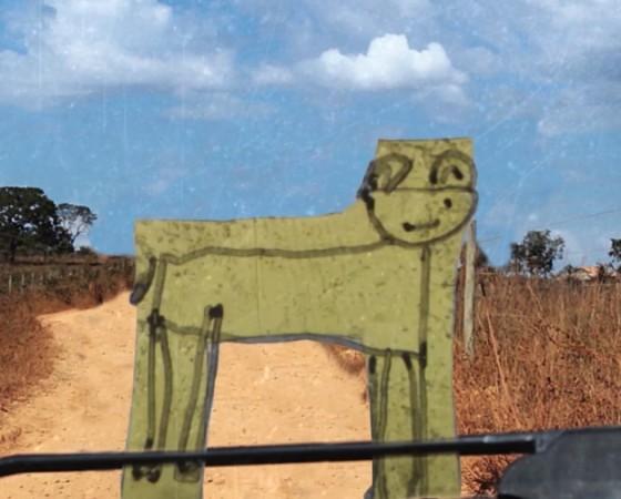 Le Conte de l'âne jaune