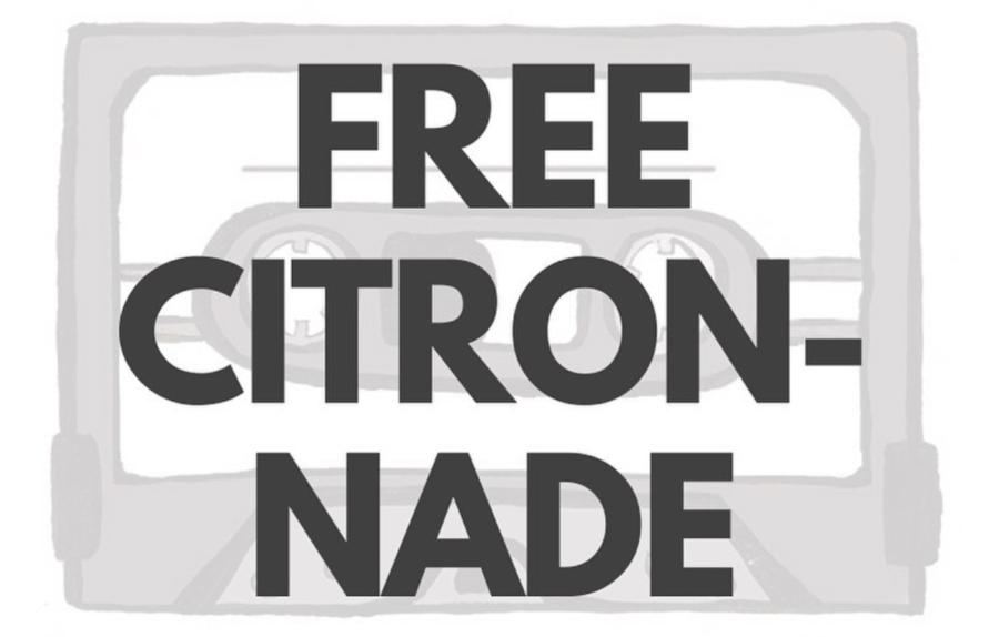 Free Citronnade (Audio)